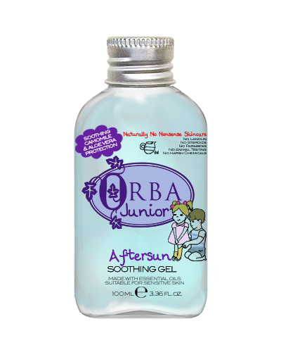 Orba Junior Aftersun Gel