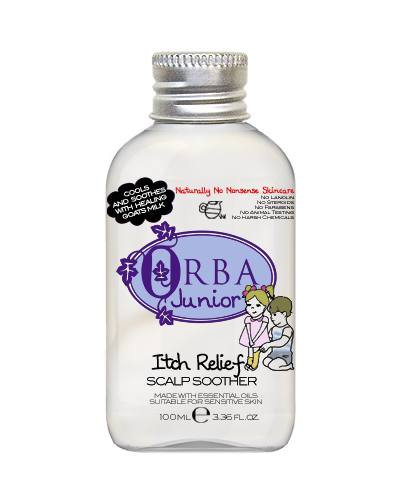 Orba Junior Itch Relief Scalp Soother