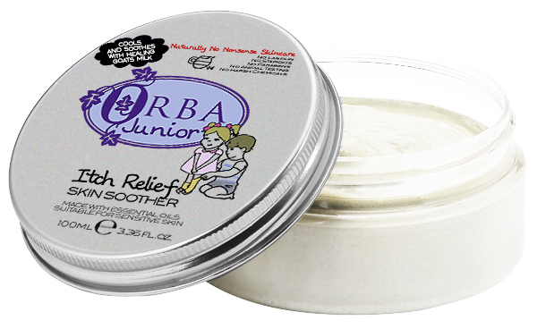 Orba Junior Itch Relief Skin Soother