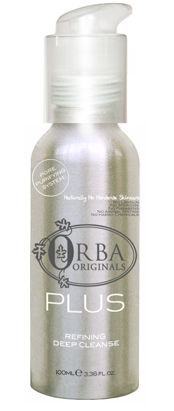 Orba Plus Refining Deep Cleanse