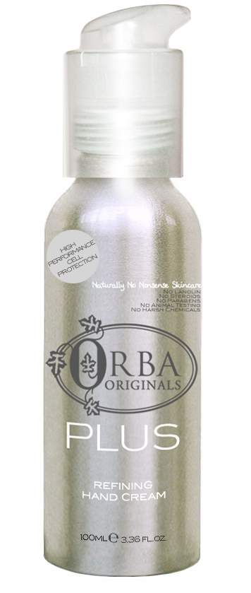 Orba Plus Refining Hand Cream